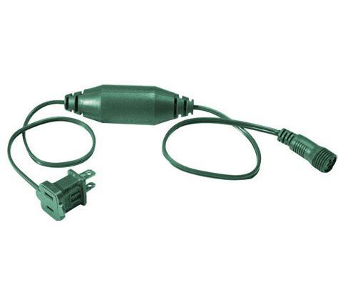 commercial grade led string light power cord