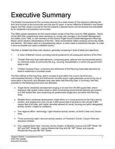 Executive Summary Sample Report 6 Executive Summary Example Incident Report Template