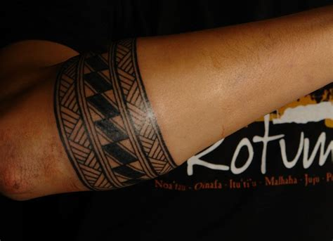 tribal forearm band tattoos hawaiian tattoos designs ideas and meaning tattoos for you