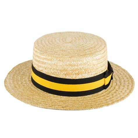 Handmade In Italy - zakira straw boater hat handmade in italy ebay