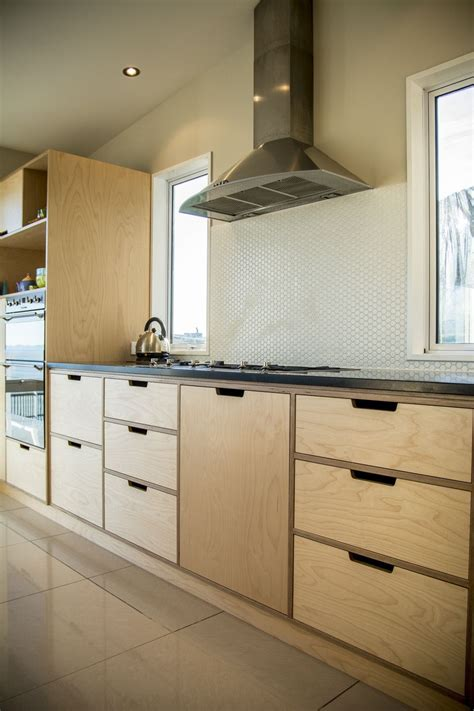 davies drive keuken plywood kitchen kitchen en