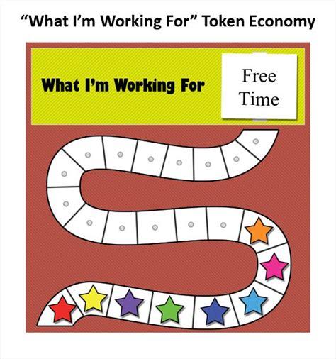 token reward system template 25 best ideas about token economy on