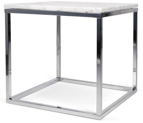 white marble top end prairie white marble top chrome end 9500 625053