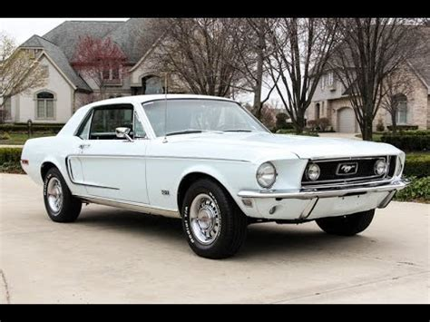 1968 mustangs for sale 1968 ford mustang for sale