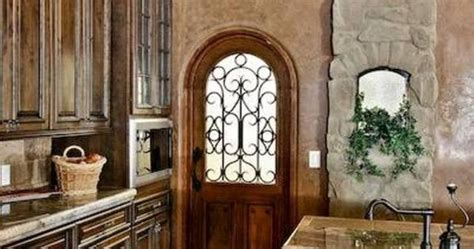 lomonaco s iron concepts home decor tuscan curved stairway old world decor elegant old world style kitchens