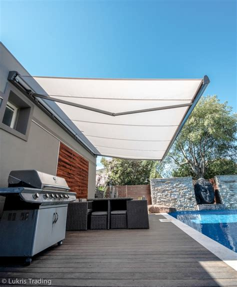 Retractable Folding Arm Awning by B35 Folding Arm Awning 187 Lukris Trading Pty Ltd