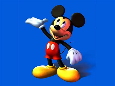 3d Mickey Mouse mickey mouse character clubhouse obj obj
