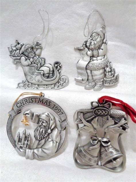 avon pewter ornament shop collectibles online daily