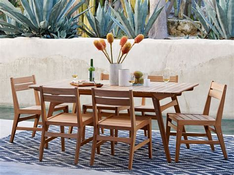mid century modern patio furniture modern patio furniture that brings the indoors outside