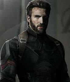 Captain America Infinity Infinity War Steve Rogers Captain America Jacket
