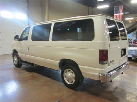 online auto repair manual 2009 ford e150 regenerative braking sell used 2009 ford e150 passenger van 82k miles ready to use lease return no reserve in