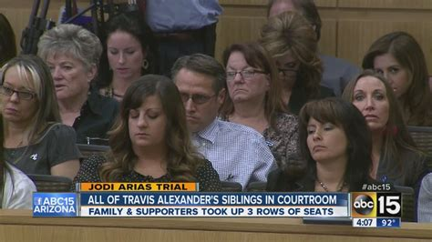 travis alexander parents photo travis alexander s siblings pack into courtroom youtube
