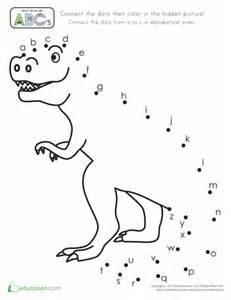 joint dots dinosaurio une los puntos