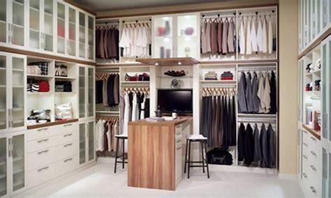 60 a custom built closet cornerstone closets groupon