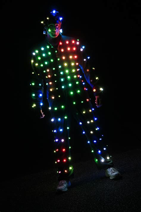Lu Stop Vixion Led Neon stop time or let it run led suit motion pictures 171 adafruit industries makers hackers