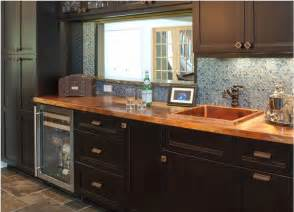early kitchen design trends for 2015 include black metal