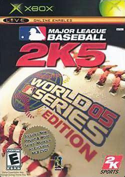 Kaset Sega Original Sport Talk Baseball major league baseball 2k5 original xbox profile