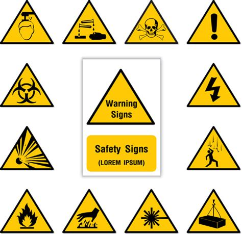 yellow warning pattern psychology of color make your blog writing more