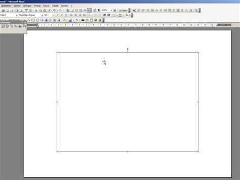 Word Vorlage Mit Rahmen Eigene Klappkarten Erstellen Mit Word Bilder Screenshots Computer Bild