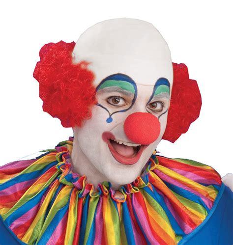 of a clown bald clown wig mr costumes