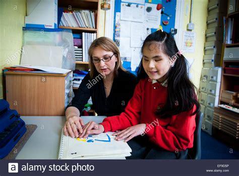 List Of Need Blind Schools blind with in special needs class in primary stock photo royalty free image