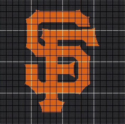 Sale Magmask Pattern 2 san francisco giants crochet afghan pattern orange black by angeliccrochetdesign on etsy