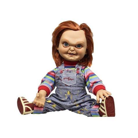 Mezco Child S Play Chucky 5 Inch Figure child s play 2 chucky mezco toyz height 15 inch 38 cm