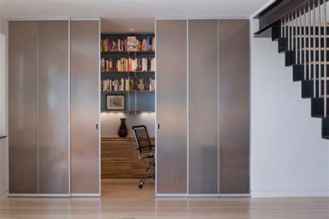 Small Bedroom Wardrobes - 10 sliding interior doors a practical and stylish alternative for all types of homes