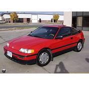 1989 Honda CRX  Information And Photos MOMENTcar