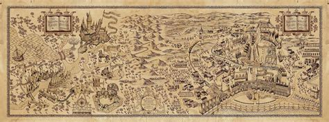 harry potter map celebrating harry potter a muggle s magical day in diagon alley moviepilot