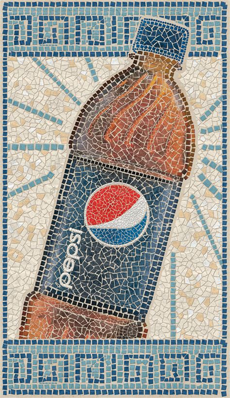 mosaic pattern photoshop download pepsi mosaic on behance