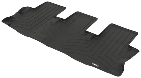 2017 toyota highlander floor mats weathertech