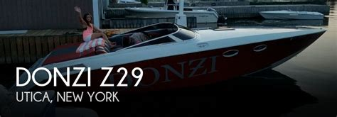 donzi boats for sale ny donzi boats for sale in new york