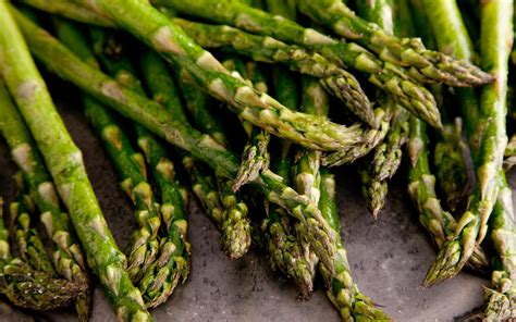 Roasted Asparagus Recipe   Chowhound