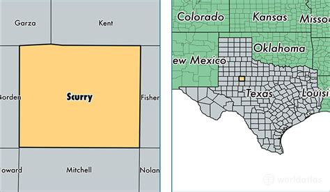 scurry texas map scurry county texas map of scurry county tx where is scurry county