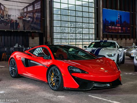 mclaren sales s greatest rival just doubled its sales total