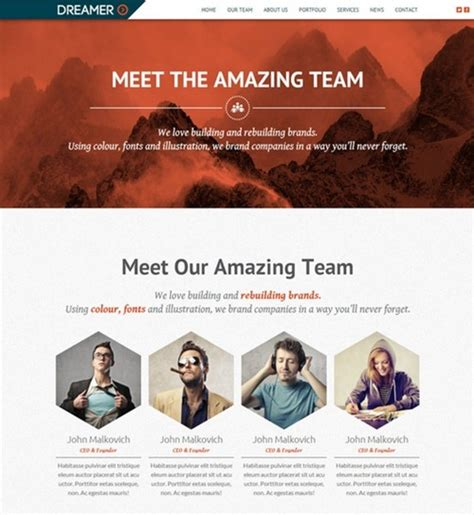 60 outstanding parallax scrolling website templates