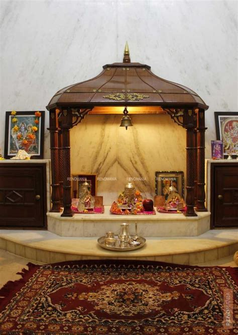 image of pooja room mandir designs for home a classic