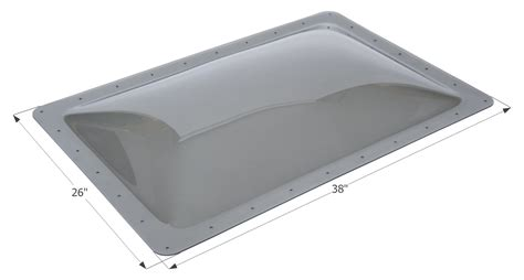 rv bathroom skylight replacement rv bathroom skylight replacement plastic dome skylights