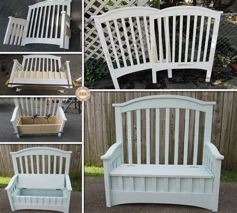 upcycled baby crib best 25 baby cribs ideas on repurposing