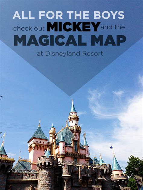 magical travel boy travel tuesday mickey the magical map all for the boys