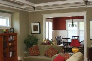 Interior Colors For Craftsman Style Homes Interior Decoration Of 2012 To 2013 Craftsman Interior Paint