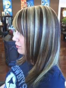 chunky highlights for hair images chunky highlights red brown blonde highlights on