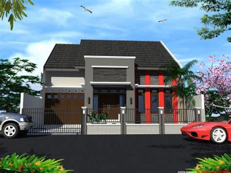 desain eksterior rumah 2015 denah rumah minimalis type 90 1 lantai terbaru rumah