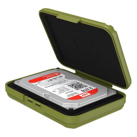 Orico 1 Bay 3 5 Hdd Protection 5pcs Php 5s Gray orico 1 bay 3 5 hdd protection phx 35 gy olive green jakartanotebook