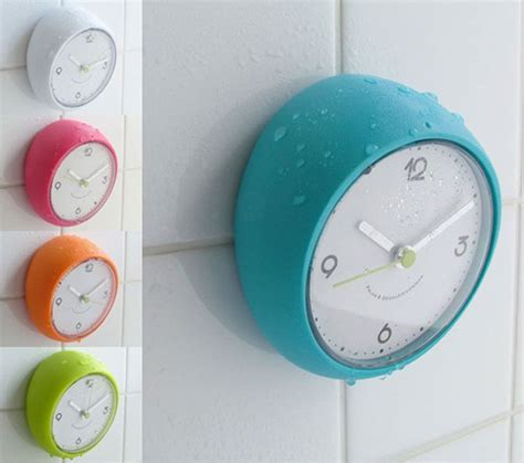 bathroom clock ideas get a bathroom clock and limit your time spent there