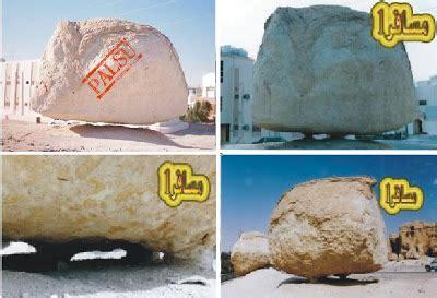 Misteri Dan Keajaiban Isra Miraj asafn2 misteri batu melayang batu isra mi raj nabi muhammad