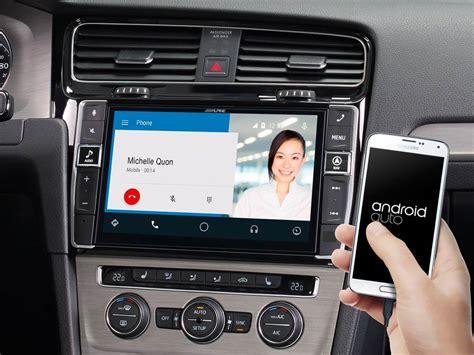 Golf 7 Android Auto by Alpine X902 G7 Vw Golf 7 Audio Sk