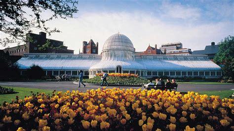 Living At Into Queen S Botanic Gardens Belfast Events