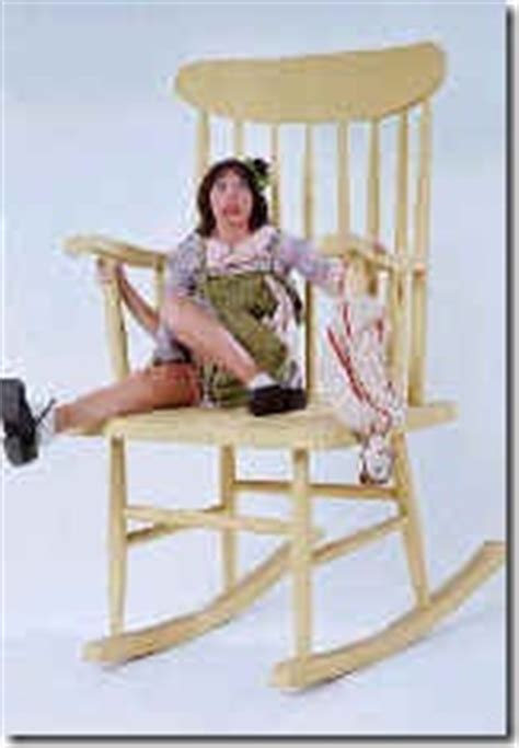 Tomlin Rocking Chair by I Loved Edith Oldies But Goodies
